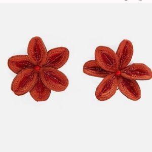 Zara | beaded earrings